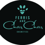 gerris and char char cosmetics logo